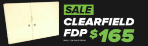 small clearfield fdp
