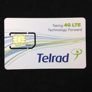 Telrad CPE SIM Card SM2000US